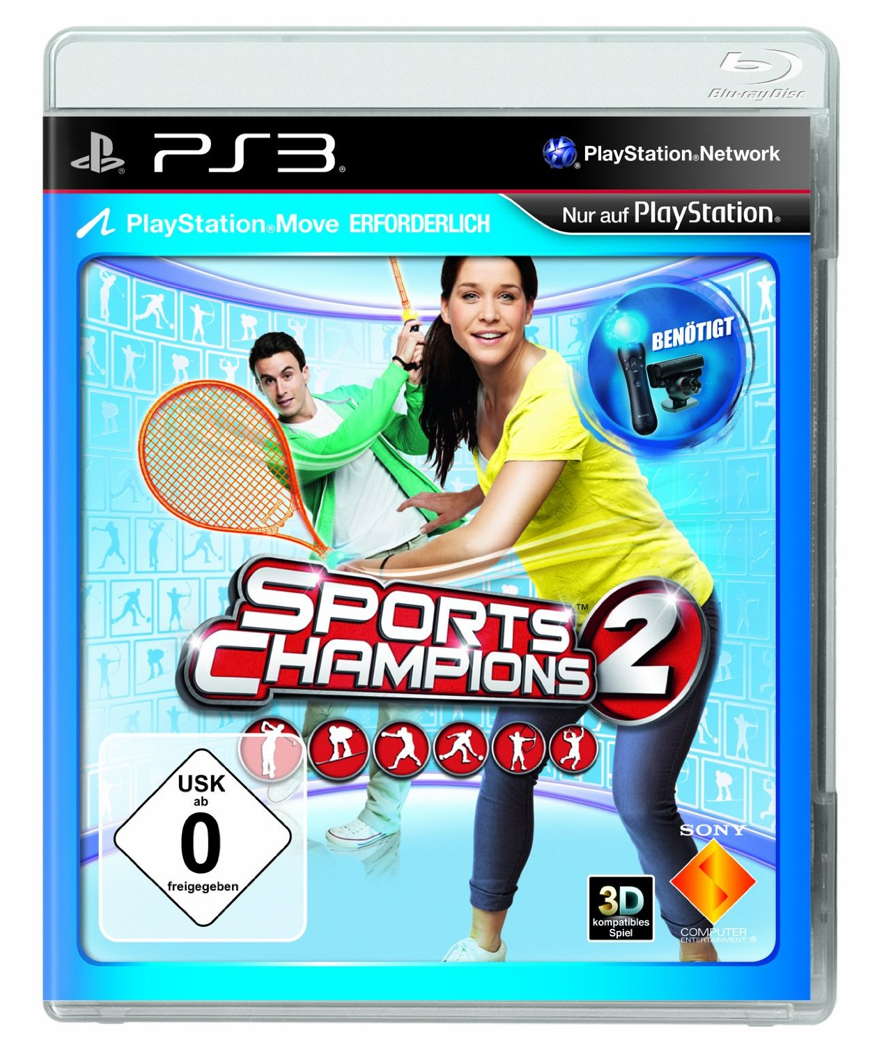 "Sports Games For Ps3 : Move it with sony review of ""sports champions ps"